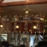 シエルホーム 不動産屋の休日 コーヒーハウス岡田 水出し式コーヒーサイフォン