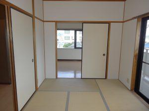 和室 レッドハットⅡ シエルホーム 朝倉西町