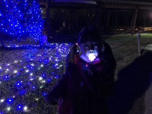 7色に光るキャンディ/星形