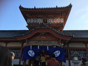 伊佐爾波神社 重要文化財 八幡造り