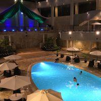 ホテルレオマの森 屋内温泉プール